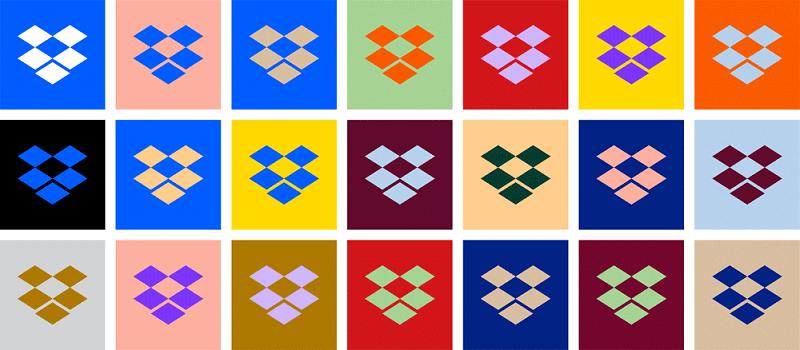 Dropbox tem maior mudança de design em 10 anos