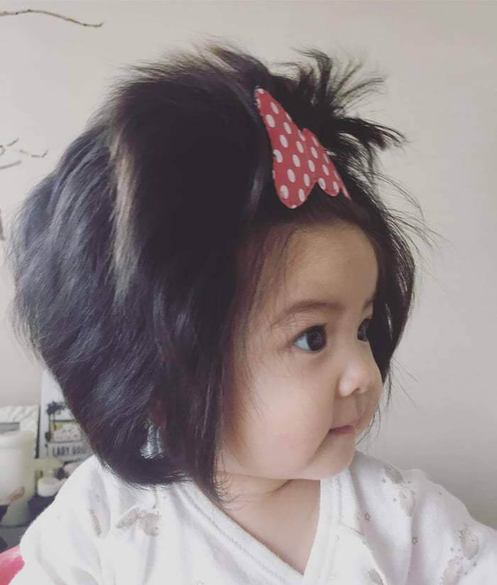 Baby Chanco: o novo rosto da Pantene Japonesa