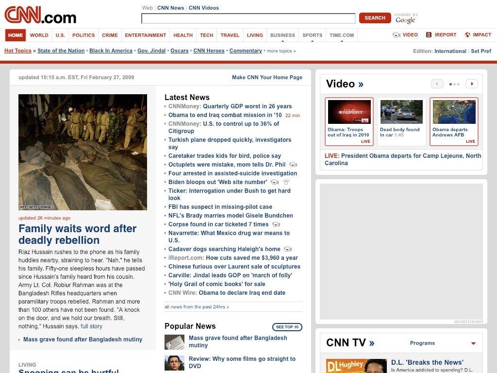 CNN 2009