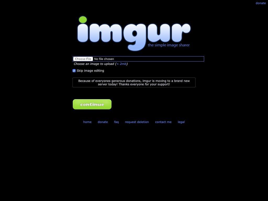imgur 2009