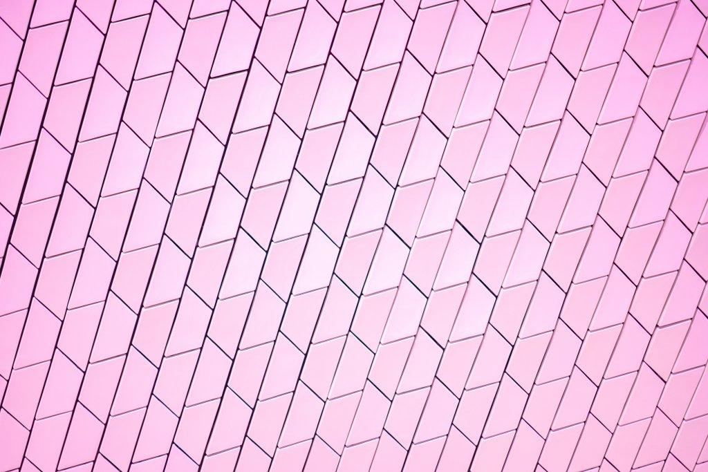 Estes papéis de parede rosa néon vão agitar você