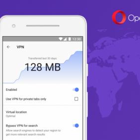 Opera anuncia nova VPN grátis no navegador beta