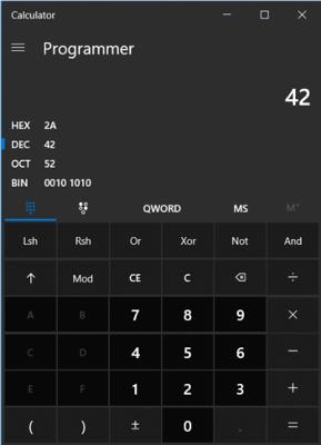 Anunciando o Open Sourcing da Calculadora do Windows
