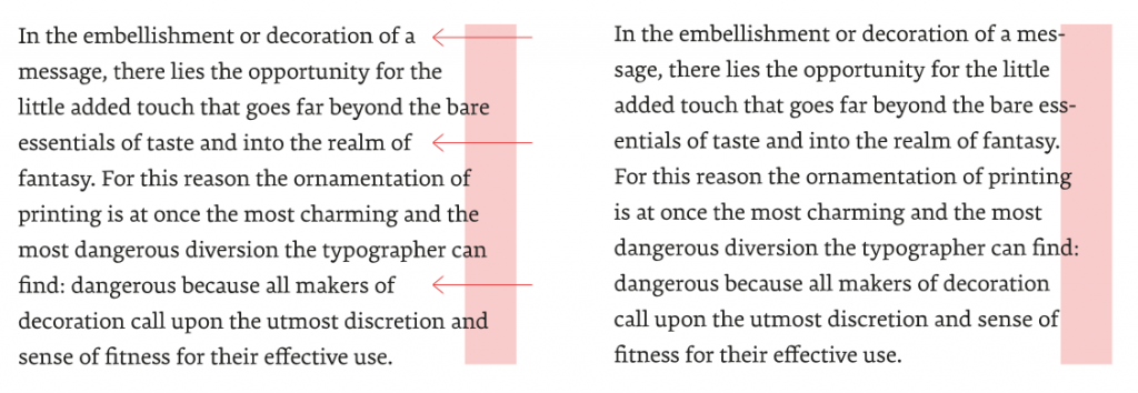 Tudo o que você precisa saber sobre a hifenização em CSS