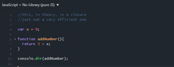 Entendendo os Closures no JavaScript