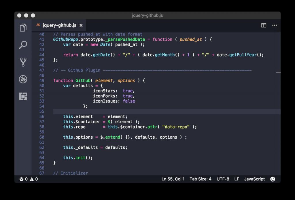 Principais extensões JavaScript VSCode para um desenvolvimento mais rápido