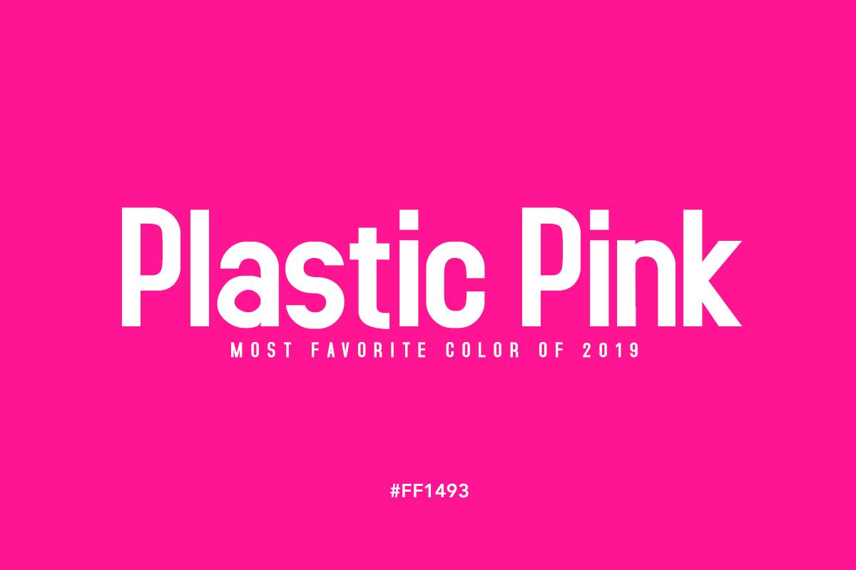 Você quer saber as cores  favoritas de 2019?