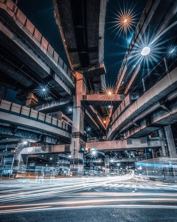 Cenas mágicas da noite do Japão pelo fotógrafo Jun Yamamoto