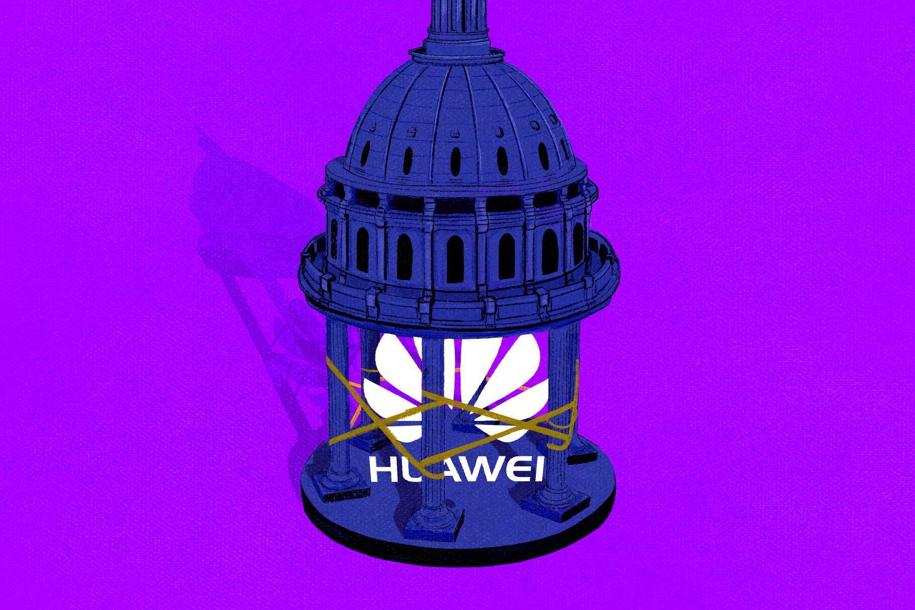 Google puxa a licença do Android da Huawei, obrigando-a a usar a versão open source