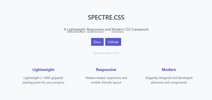 Modern CSS Frameworks para acelerar o processo de design