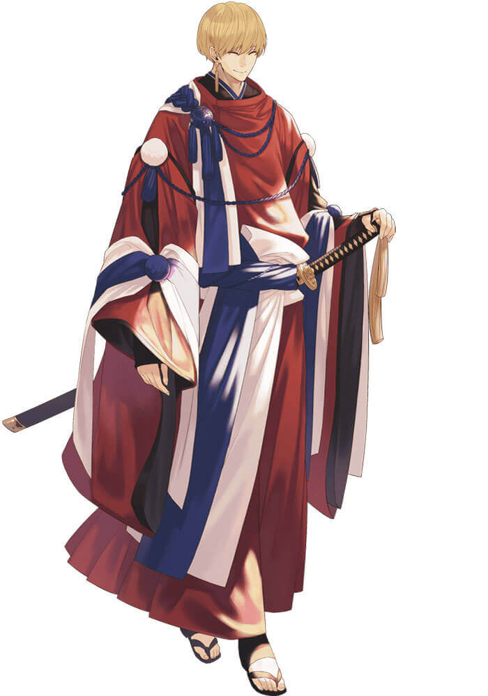 Personagens de anime inspirados por países