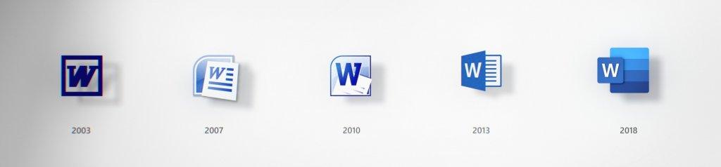 Redesenhar os ícones do aplicativo do Office para abraçar um novo mundo do trabalho