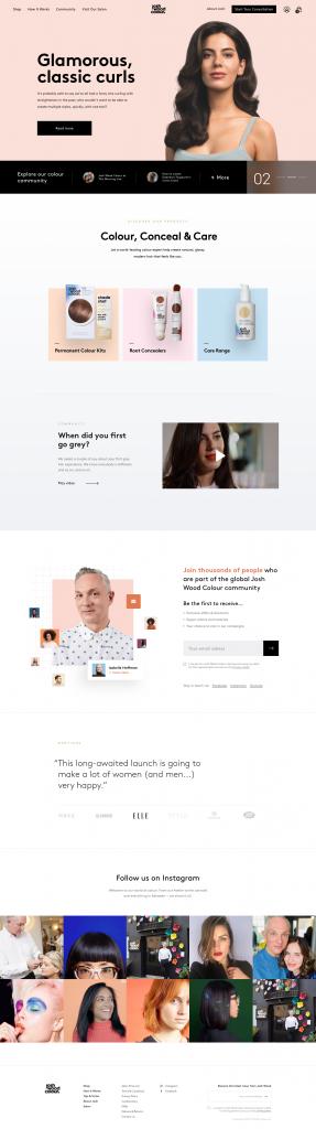 Inspiração Do Design Da Interface Do Usuário