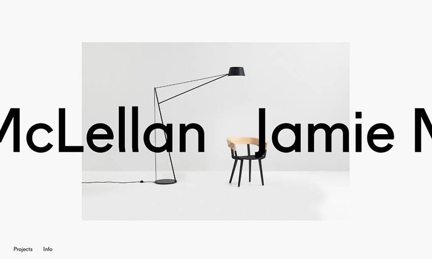 10 sites lindos e limpos com designs minimalistas