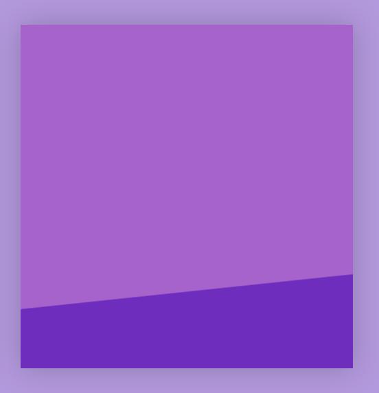 Evitando bordas serrilhadas em gradientes.