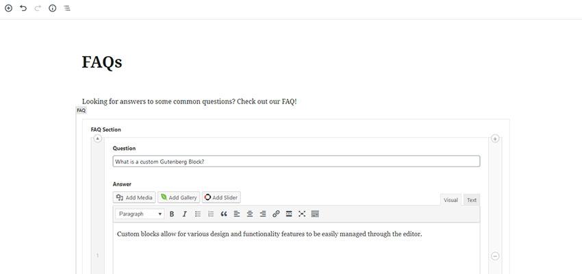 O que procurar em um tema WordPress compatível com Gutenberg