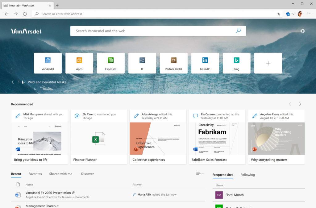 Ano novo, novo navegador - O novo Microsoft Edge está fora de visualização e agora está disponível para download