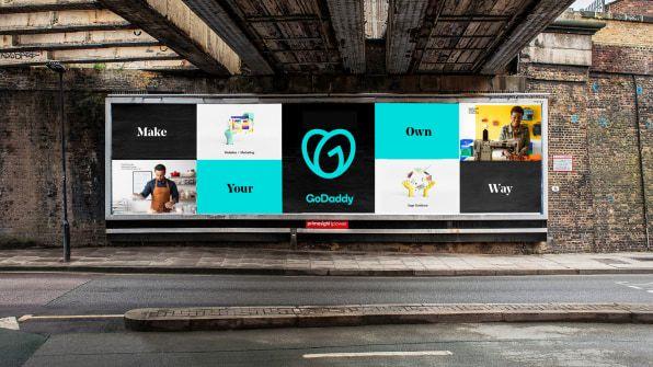 O novo logotipo do GoDaddy é uma grande melhoria