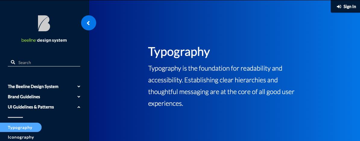Como criar um guia de estilo de design da Web