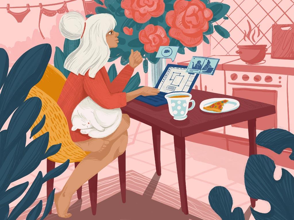 Arte em quarentena: fique em casa e fique inspirado