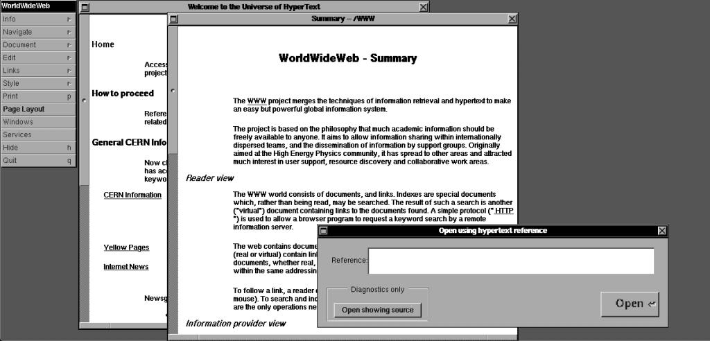 A história de como os navegadores da web nos mudaram para sempre