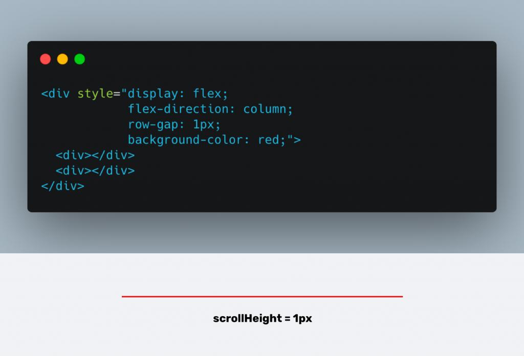 Como detectar o suporte do navegador para Flexbox Gap