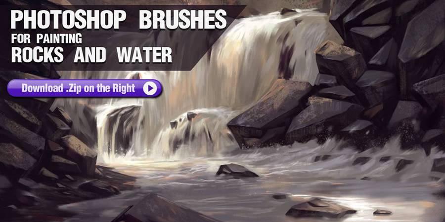 40 conjuntos de pincéis de alta resolução gratuitos para Photoshop
