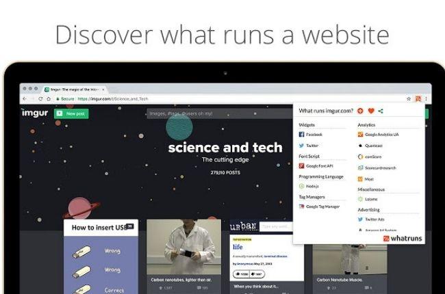 21 melhores extensões do Chrome para designers da Web