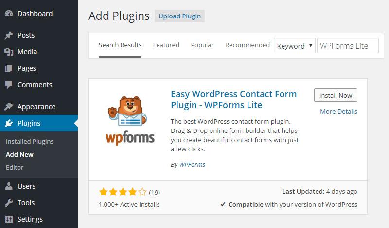 Os 4 principais recursos de tema e plug-in para o site da sua empresa
