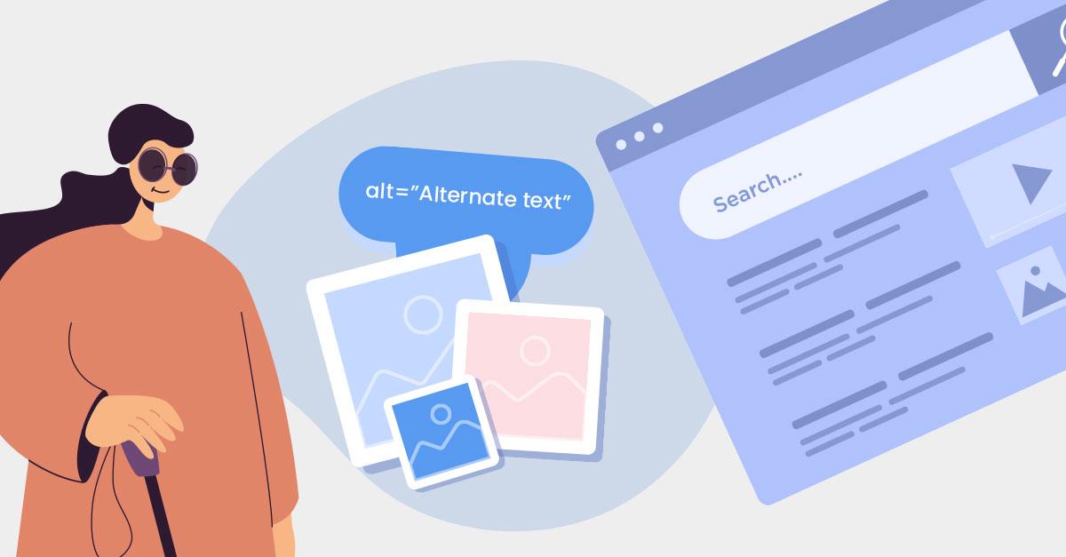 Como escrever um bom texto ALT para acessibilidade e motores de busca