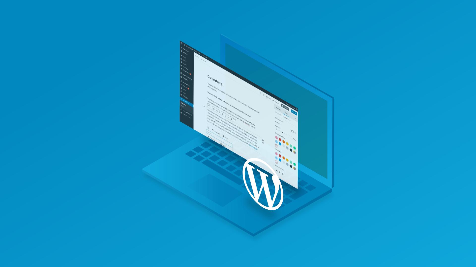 Por que as agências do WordPress estão adotando Gutenberg