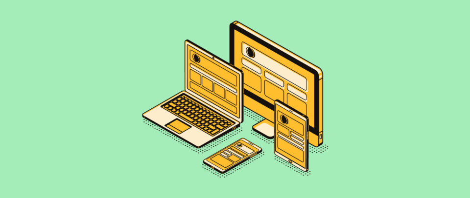 4 dicas para usar o design responsivo da web de maneira eficaz