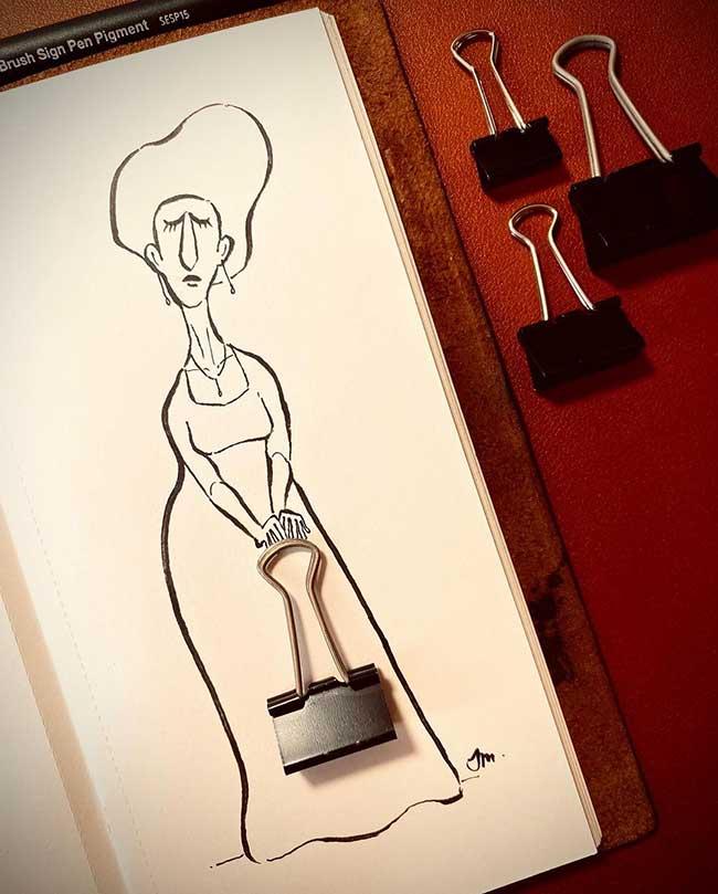 Mais de 40 ilustrações criativas e interativas com objetos simples