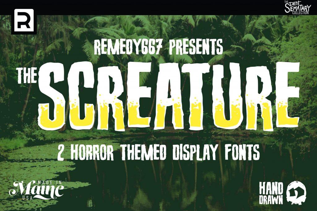 12 fontes assustadoras perfeitas para seus designs inspirados no Halloween
